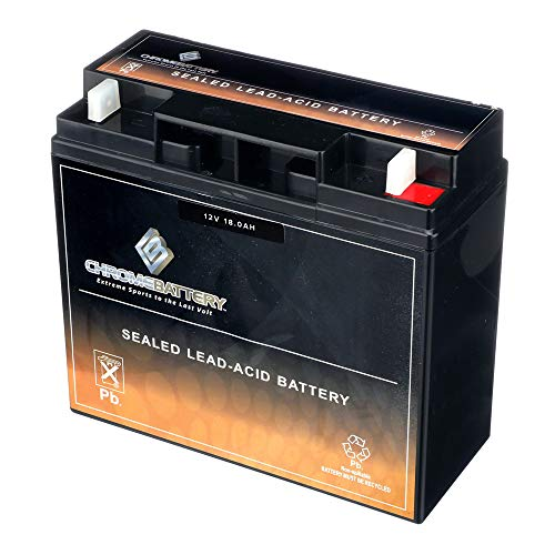 - 12V 18AH Sealed Lead Acid (SLA) Battery for AGM