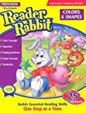 Reader Rabbit Colors & Shapes (Reader Rabbit Workbook)