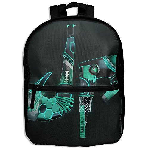 unisex dude perfect school rucksack travel backpack for