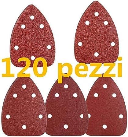 10pcs Color : 1200 1500, Size : 70x110mm JNT 2-20Pcs 70x110mm Place /éponge Poncer 300-3000 Grit Polissage Fin Sanding Papier de Haute qualit/é Outils abrasifs Poncer Bloc