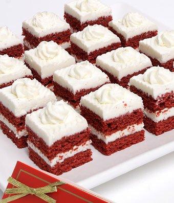 From You Flowers - Red Velvet Cake Bites