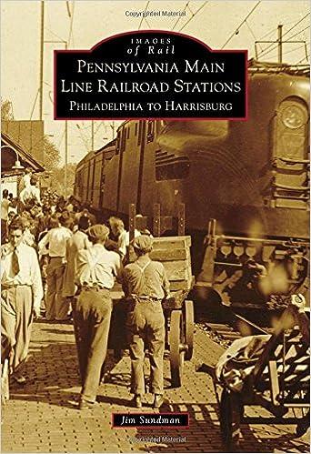 Amazon com: Pennsylvania Main Line Railroad Stations