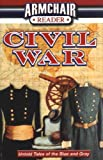 Books : Armchair Reader Civil War (Armchair Reader)