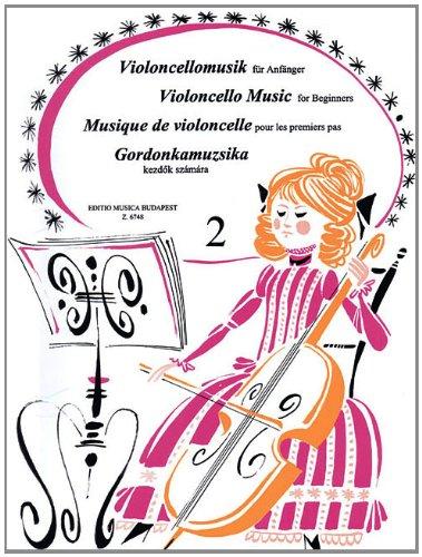 Violoncello Music for Beginners - Volume 2: Cello and Piano ()