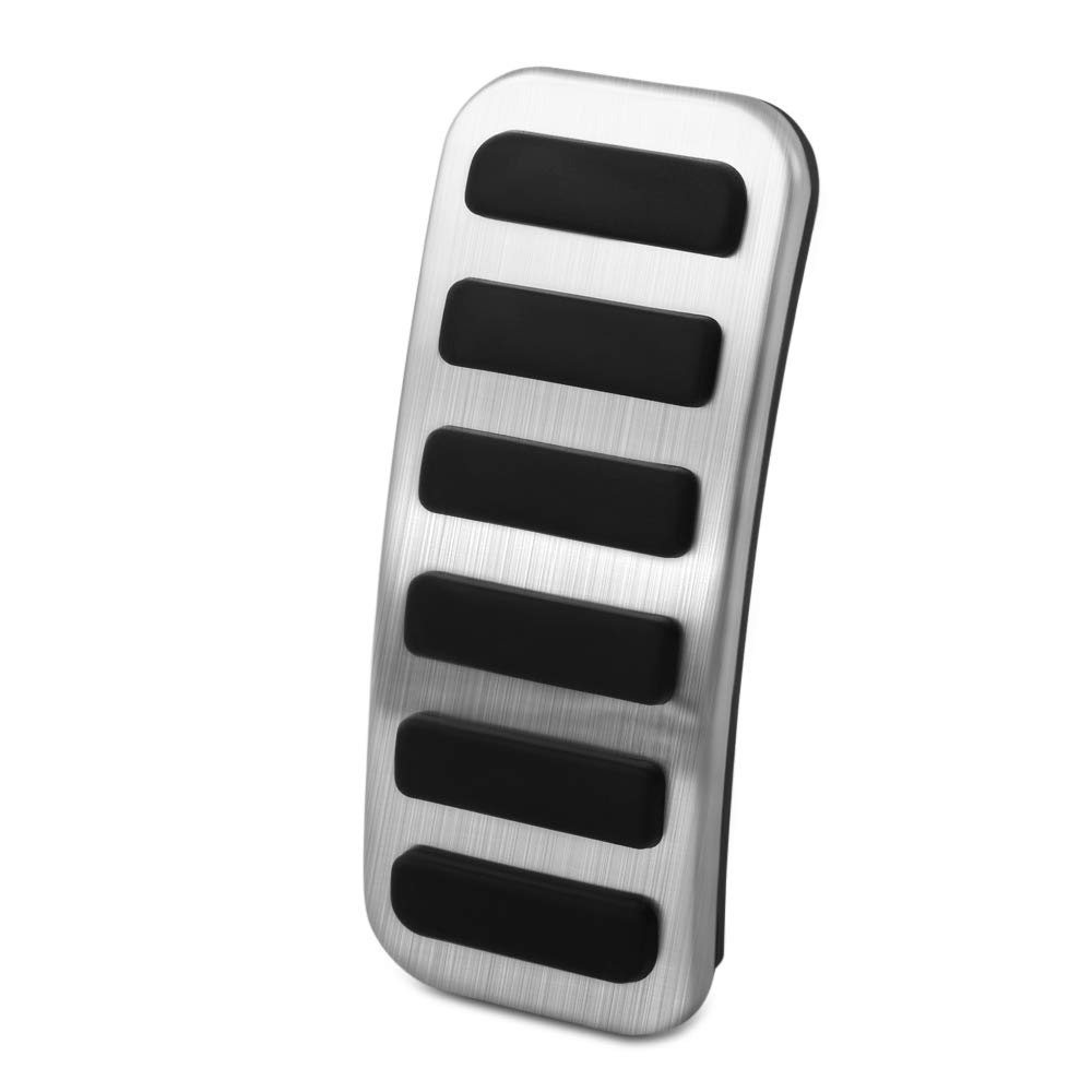 etopmia No Drill Fuel Brake Pedal Pad Cover Fit for Land Range Rover Sport LR3 LR4 Discovery 3 4 Accessories