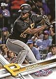 2017 Topps Opening Day #57 Josh Bell Pittsburgh Pirates Rookie Baseball Card