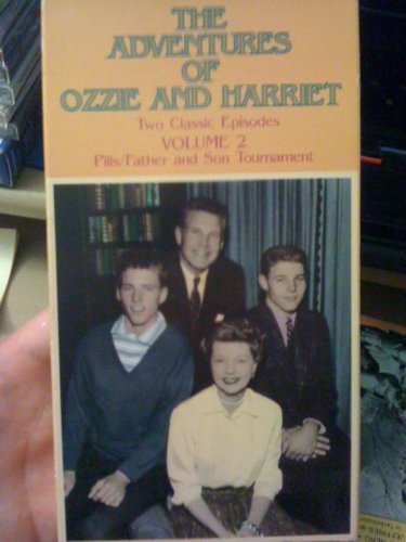 The Adventures of Ozzie and Harriet, Vol. 2: Pills/Father and Son Tournament (1994) (Pills Son)