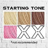 Keracolor Clenditioner Color Depositing Conditioner Colorwash, Light Pink, 12 fl oz