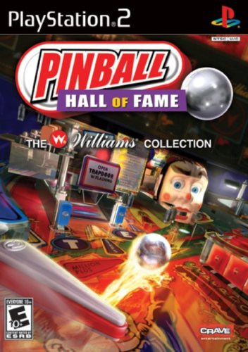 Pinball Hall Of Fame The Williams Collection - Classic Arcade Pinball Machine