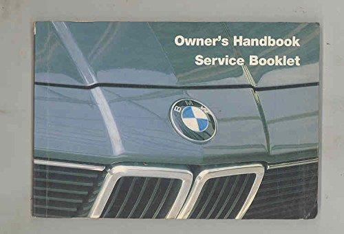 1985-bmw-735i-original-owners-manual