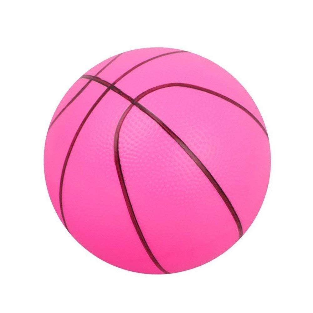 Ogquaton Pelota de Espuma Suave Mini Baloncesto niños educación ...