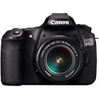 Canon EOS 60D 18 MP CMOS Digital SLR Camera with EF-S 18-55mm f/3.5-5.6 IS Lens Kit - International Version Advantages Review Image