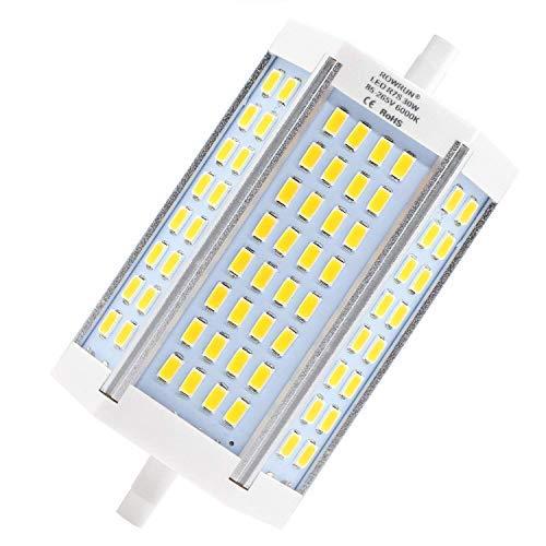 12 packs of T3//118mm J Type Halogen Light Bulb 120V 300W