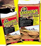 Excavator Clay Burrowing Substrate 5lb
