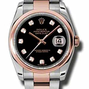 Rolex Datejust automatic-self-wind mens Watch 116201 (Certified Pre-owned)