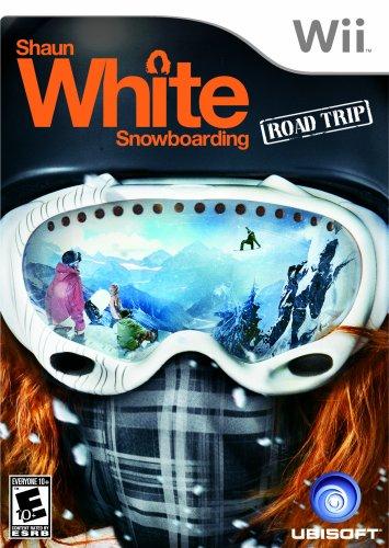 (Shaun White Snowboarding Road Trip - Nintendo Wii)