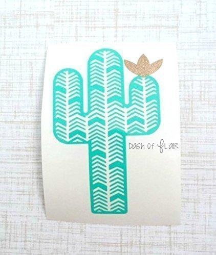 Amazoncom Cactus Vinyl Decal Sticker For Yeti Cup Car Decal - Stickers for yeti cups