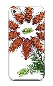 meilinF000New Premium Flip Case Cover Holiday Christmas Skin Case For iphone 4/4smeilinF000
