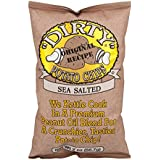Dirty Sea Salted Potato Chips, 2 Ounce - 25 per case.