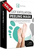 Baby Foot Feet Peel Mask 2 Pack, Peeling Away Calluses and Dead Skin cells, Exfoliating Foot Mask, Repair Rough Heels, Get Silky Soft Feet by Lavinso