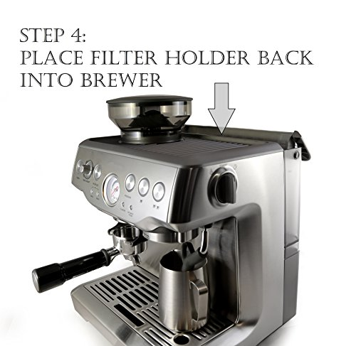 how to clean breville coffee maker filter