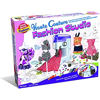 Small World Toys Fashion - Haute Couture Fashion Studio Sewing Set