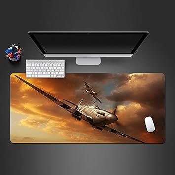 zlxzlx 800 * 300 * 3Mm Un cojín para Mouse Air-Fighter Que ...