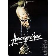 Apocalypse Now Marlon Brando On German Poster Art 1979. Movie Poster Masterprint (24 x 36)