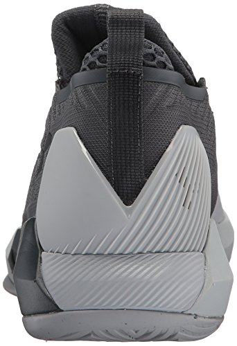 Low Gray Uomo Gray 4 Under UA Stealth Gray da Drive Basket Armour Overcast Stealth Scarpe xTvwI