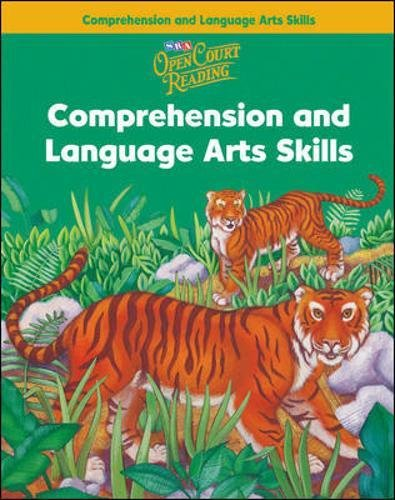 Open Court Reading Comprehension and Language Arts Skills Level 2