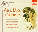 Airs & Duos D'Operettes