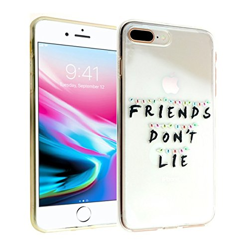 online store 52bbd e4a06 iPhone 7 8 PLUS CASEMPIRE Stranger Things Friends Don't Lie Durable TPU  Case Shock Proof Never Fade Slim Fit Cover - Friends Don't Lie IP 7 8 PLUS  TPU