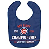 Infant Baby Chicago Cubs WinCraft 2016 World Series Champions All Pro Bib