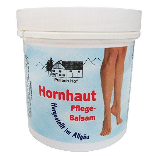 6 x 250ml Hornhaut Pflege-Balsam vom Pullach Hof hergestellt im Allgäu
