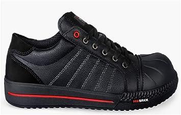 Redbrick S3 Sicherheitsschuhe Ruby Sneaker 40 Schwarz