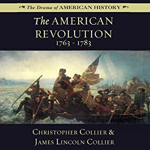 The American Revolution: 1763-1783 Audiobook