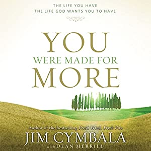 You Were Made for More Audiobook
