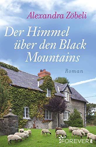 Der Himmel über den Black Mountains