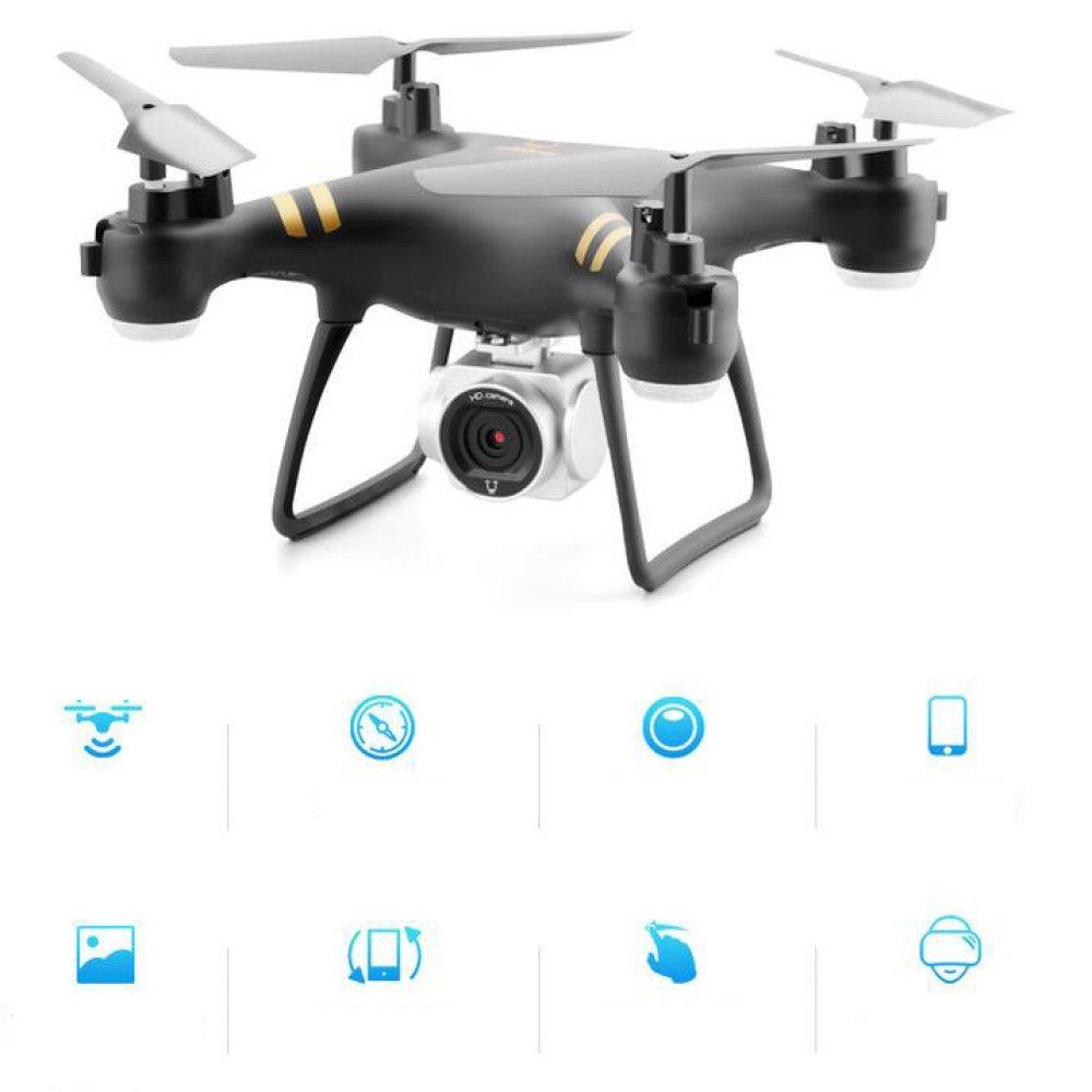 Drohne FPV RC Drone Drone Drone Mit 5MP HD Wifi Einstellbare Kamera 2.4GHz 4CH 4-Achsen-Gyro Quadcopter Mit Höhe Halten Schwerkraft-Sensor Und Headless-Modus RTF Hubschrauber ab9981