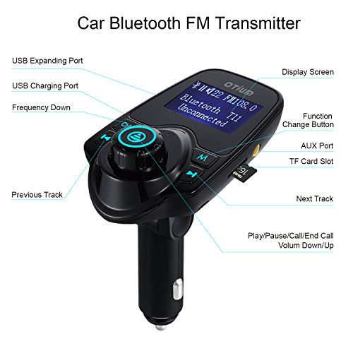 Bluetooth Fm Transmitter Price In Pakistan Bluetooth Usb Dongle Ps4 Marshall Major 2 Bluetooth Aptx Hd M Dulo Bluetooth 2 0 Google: Otium FM Transmitter, Wireless In-Car Bluetooth Receiver