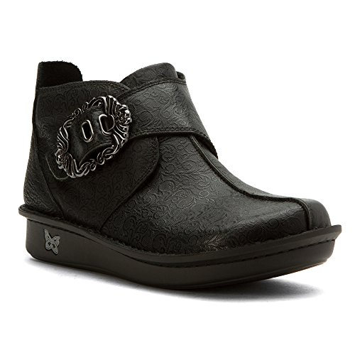 Alegria Women's Caiti Boot Black Swirl