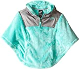 The North Face Kids Baby Girl's OSO Poncho (Toddler) Ice Green (Prior Season) 2T Toddler
