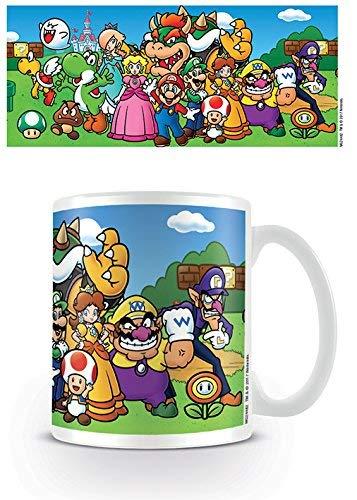 Amazon Com Pyramid International Super Mario Characters