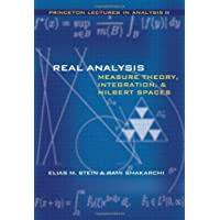 Real Analysis: Measure Theory, Integration, and Hilbert Spaces: Bk. 3
