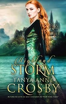 Highland Storm por [Crosby, Tanya Anne]