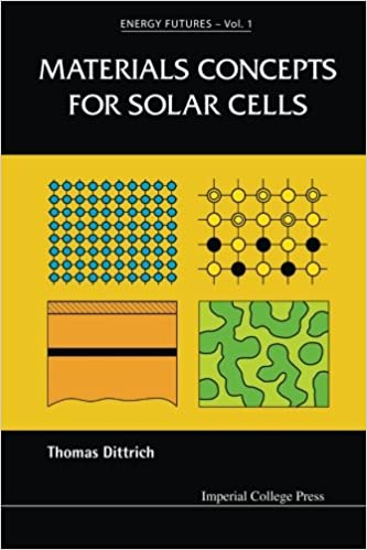 >VERIFIED> Materials Concepts For Solar Cells (Energy Futures). travel cursos Consulta Delta Company dessa