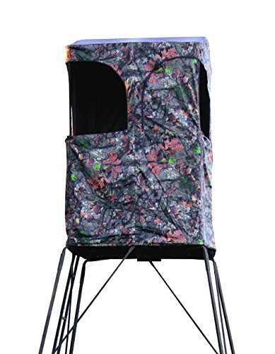 - Rivers Edge RE703 Tower 10' Outpost with Blind