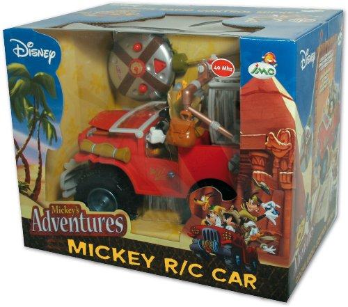 IMC Toys – Coche radiocontrol Mickey Mouse (180024)