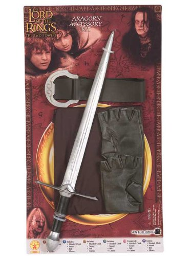 Rubies Lord of The Rings Aragorn Costume Kit
