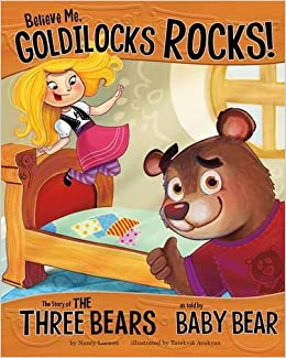 Image result for believe me goldilocks rocks